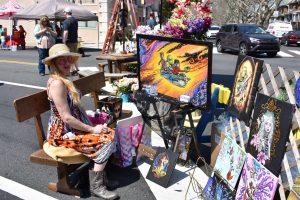 Meyfair Festival of the Arts, Festival Seni Paling Meriah